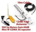 3G усилитель сигнала и антенна с проводом