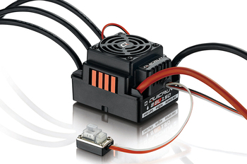 Hobbywing QuicRun-WP-8BL150 WP 150A Sensorless Brushless Speed Controllers ESC for 1/8 Hobbywing QuicRun фото
