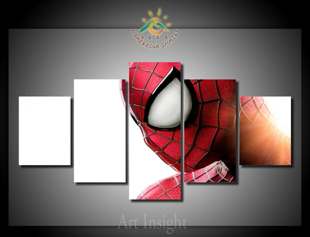 Spiderman Wall Art compare prices on spiderman canvas wall art- online shopping/buy