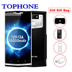 origianl Oukitel K10000 Pro Android 7.0 Mobile Phone 5.5