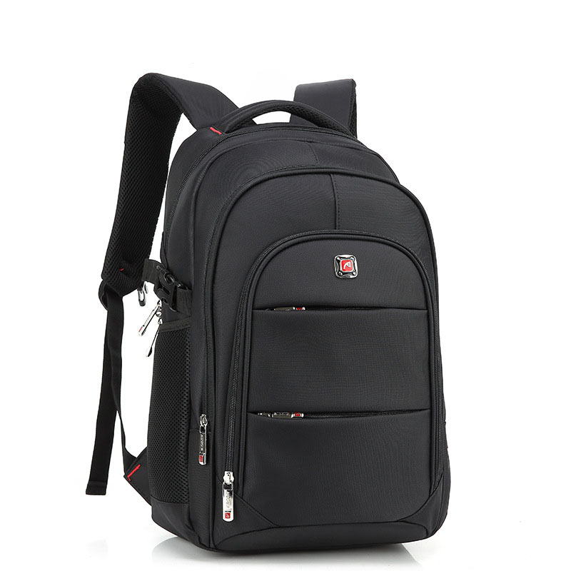 Black Oxford Men Backpack Large USB Charge School Bags Business 15.6 Laptop Man Backpacks Solid Waterproof Travel BackpacksBlack Oxford Men Backpack Large USB Charge School Bags Business 15.6 Laptop Man Backpacks Solid Waterproof Travel Backpacks