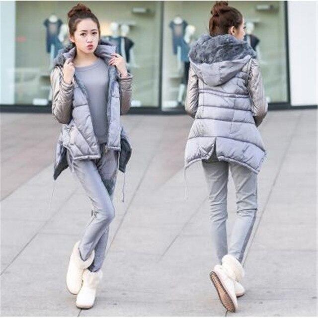 b97ba8f607d3 Lady costume D hiver costume de loisirs épais Chaud vers le bas manteau  cultiver sa
