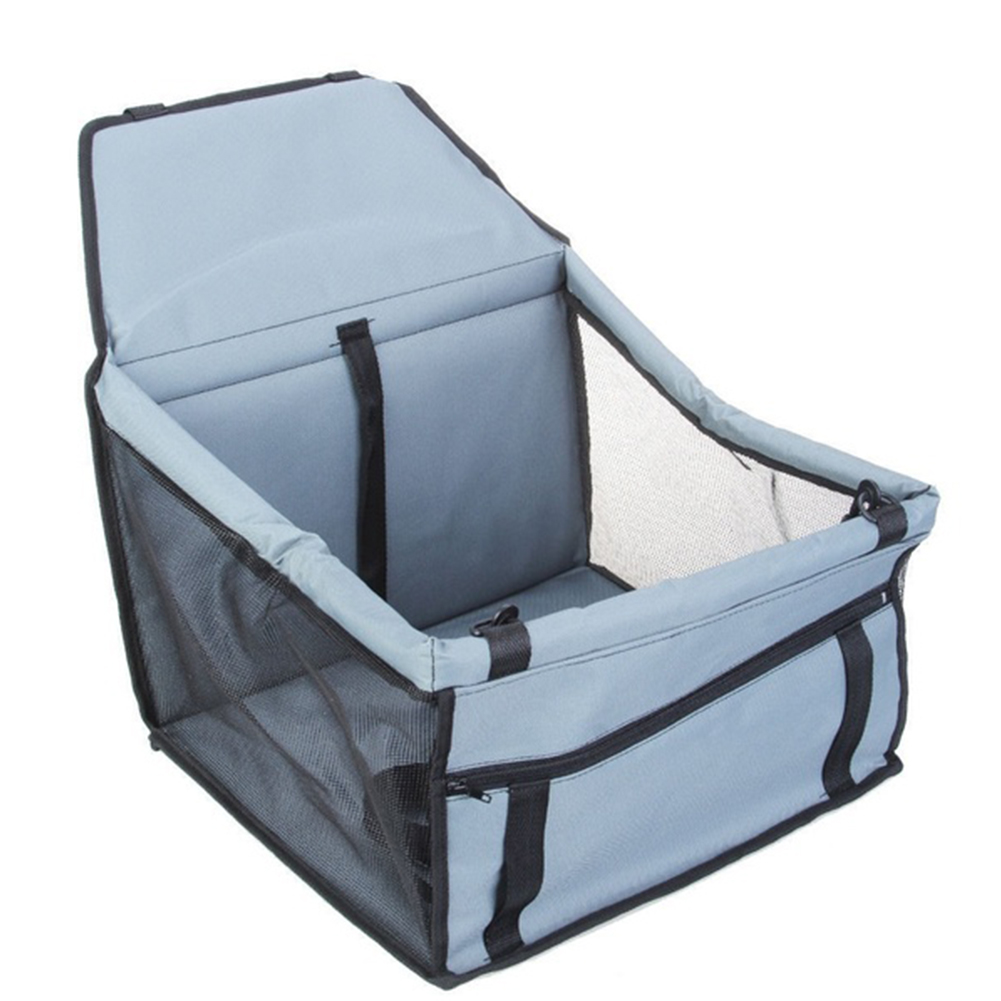 Automobiles & Motorcycles Car Styling Foldable Pet Carriers Storage Bag Waterproof Safety Front Back Seat Dog Cat Car Hammock Carrier Basket For Sale Interior Accessories