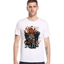 Summer Super Mario Geek Skull Printed T-shirt Fashion Men T-shirts pink floyd White O-neck Tee Unisex S-XXXL Asian Size L1R25