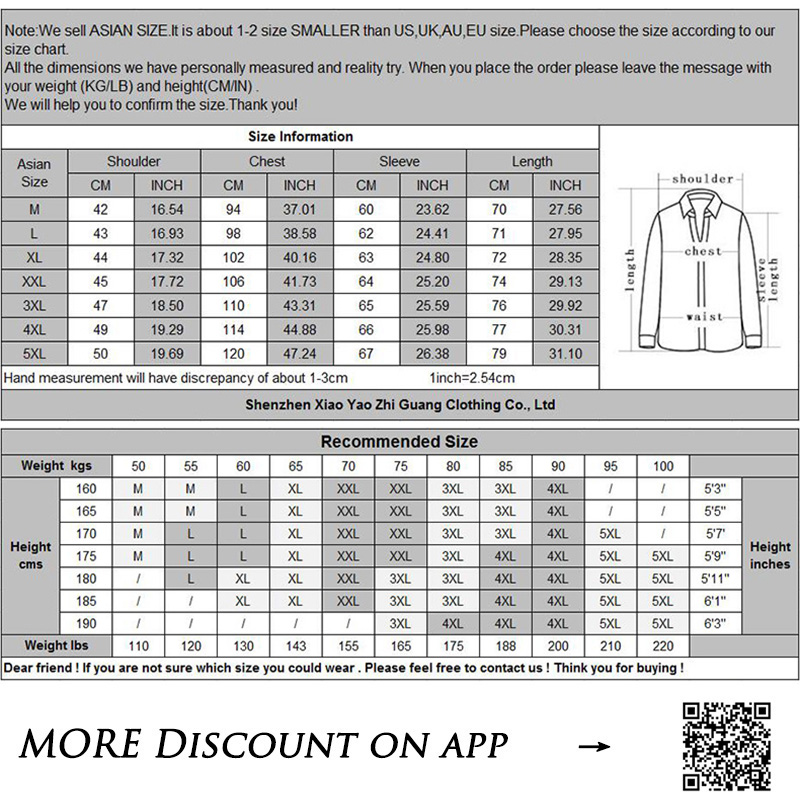 2016 Spring Mens Long Sleeve Shirt Slim Fit Solid 100 Cotton
