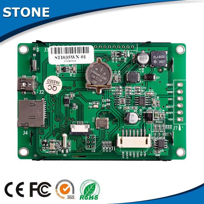 מסכי LCD 3.5 מסכי LCD זולים TFT מסך צבעוני צג (3)
