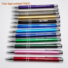 Stock trade show logo pens 500pcs a lot diy holiday gift ideas good quality  parker ballpoint pens free shipping by DHL цена