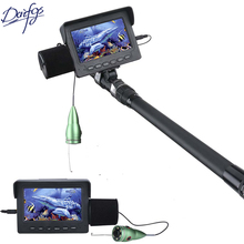 Daifgs Underwater Fishing Video Camera 15/30M 1000TVL 4.3 LCD Monitor Fish Finder 6PCS IR LED Night Vision For