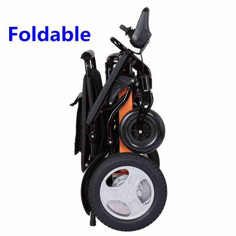 Aluminum ultra lightweight joystick controller electric wheelchair with normal wheelchair prices in egypt