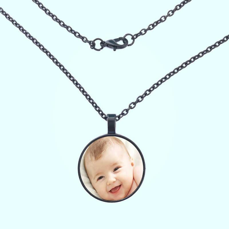 GDRGYB 2019 личность фото семья фото ребенок папа мама братья сестры дедушки и бабушки цепочки ожерелья ручной работы индивидуально под заказ