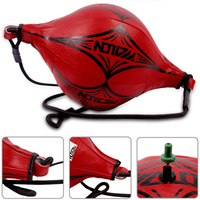 100 Guaranteed Boxing Speed Ball Workout Equipment Punching New Arrival