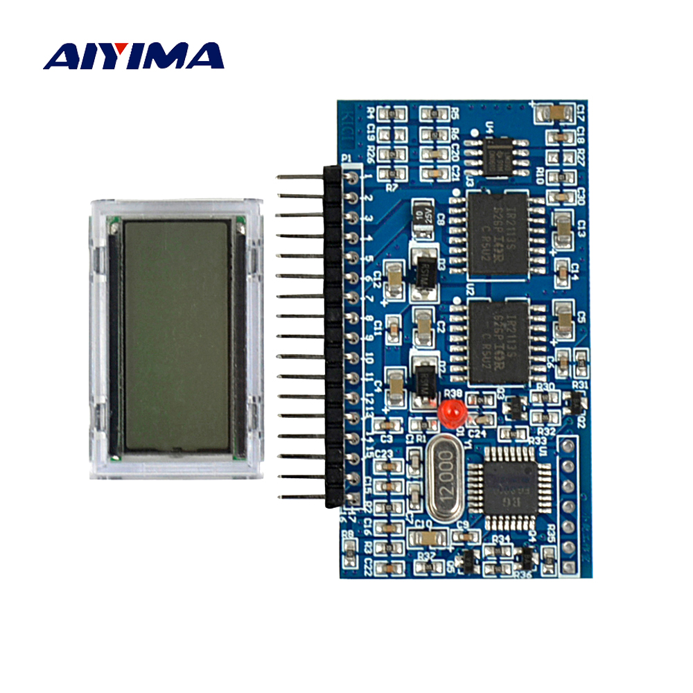 Aiyima Pure Sine Wave Inverter Driver Board EGS002