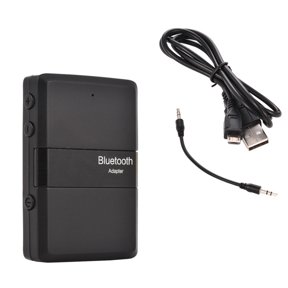 Bluetooth 4 1 audio Transmitter Receiver Wireless 3 5mm Audio Adapter Aptx Music Stereo Low Latency