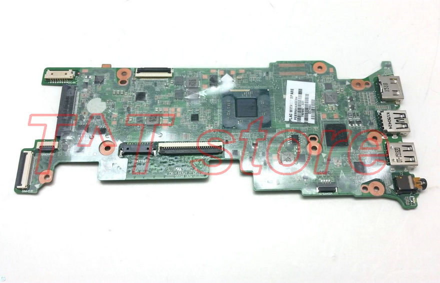 original 792897 501 for HP Stream 11 D 11 D010WM motherboard DA0Y0AMB6C0 N2840 CPU 2GB ram 32G SSD works well free shipping-in Computer Cables & Connectors from Computer & Office    1
