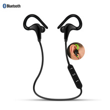 New Bluetooth Headsets Wireless Sport Earphone Bluetooth 4.1 Headphones with Mic for Xiaomi iphone 8 Huawei 9 Headphone Earbuds