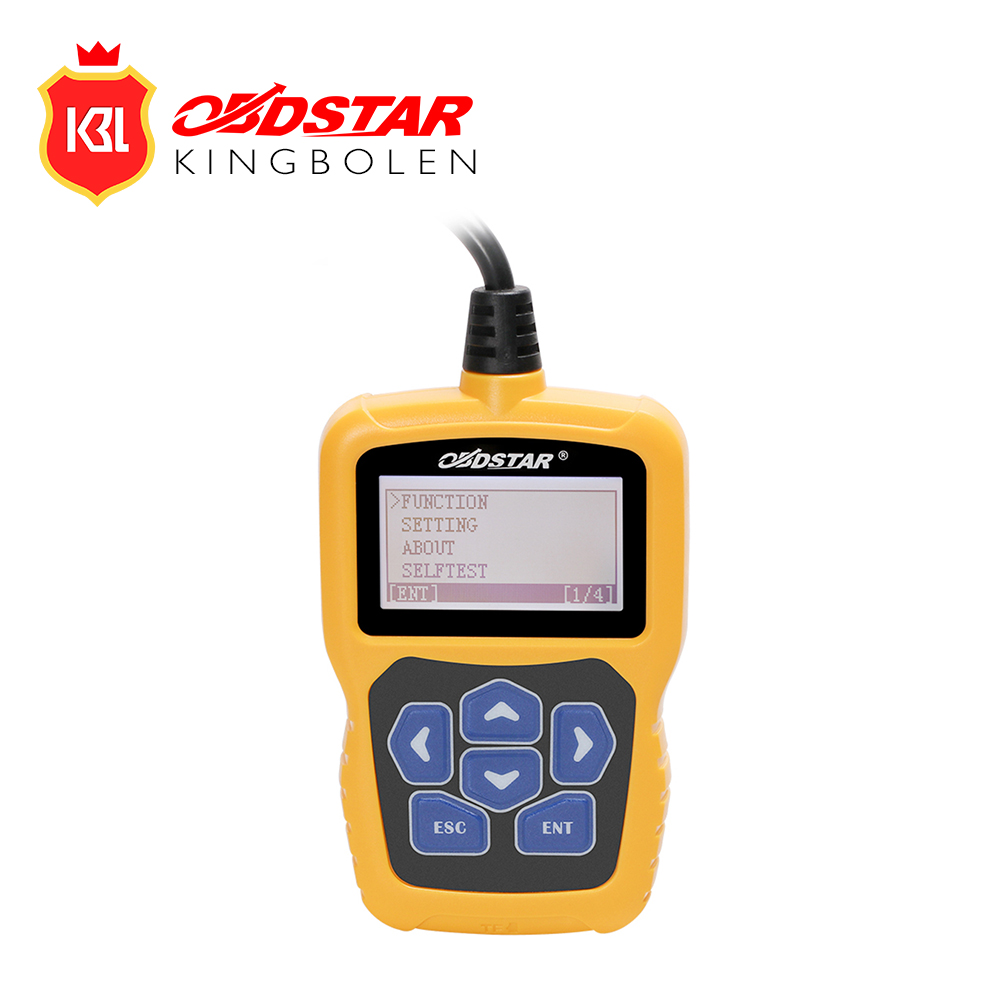 Original OBDSTAR J C calculating pin code Immobilizer tool covering wide range of vehicles free update