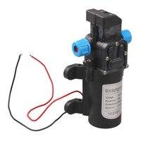 DC 12V 60W High Pressure Micro Diaphragm Water Pump Automatic Switch 5L Min NVIE
