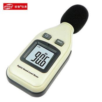 Cyfrowy miernik poziomu dźwięku hałasu tester miernik decybeli ekran LCD GM1351 30-130dB tanie i dobre opinie 30 ~ 130dB Barry Century