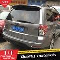 Для Subaru Forester ABS Материал Автомобилей Задний Спойлер Крыла Грунтовка Цвет Спойлер Задний Спойлер Для Subaru Forester 2008-2012