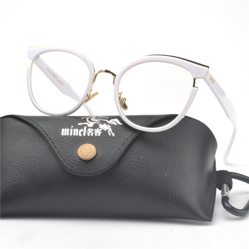 6577e26eac Detail Feedback Questions about MINCL  BRAND DESIGN Classic Cat Women  Vintage Style Optical Clear Glasses Female Goggles Eyewear NX on  Aliexpress.com ...