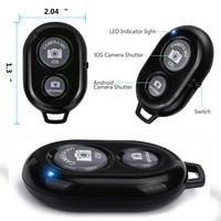 Беспроводной Bluetooth смартфон камера Пульт дистанционного управления затвором для селфи палка монопод Совместимость Android IOS iPhone X iPhone 8 1