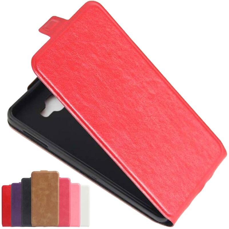 YINGHUI Ulitra тонкий магнитных флип искусственная кожа Чехол для телефона для samsung Galaxy A9 Pro