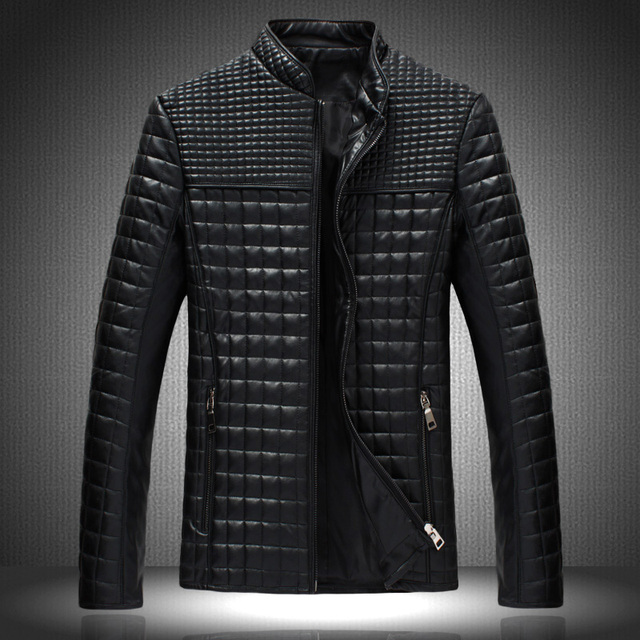 casual Free shipping 2016 hot new men's Korean version of the simple short paragraph coat collar Slim Wallet kepi