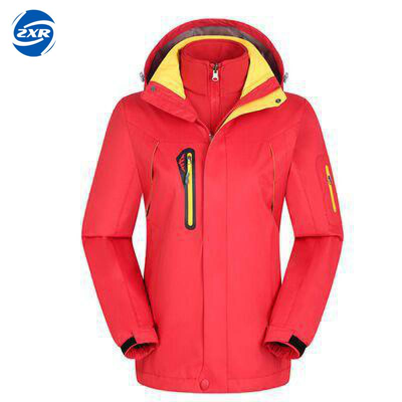 Women Autumn Winter Outdoor Hiking Female Jacket Waterproof Windproof Coat Sports Camping Trekking Climbing Jackets detector outdoor women climbing camping hiking jacket waterproof windproof thermal windbreaker spring autumn warm coat