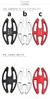 BMW için Fit M3M6X5MX6M E90E92E93 karbon fiber direksiyon tekerlekleri Iç shift kürekler Dişli kürekler Vites Topuzu