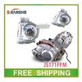 Envío JIANSHE ATV 250cc atv250-3-5 accesorios de la culata envío gratis