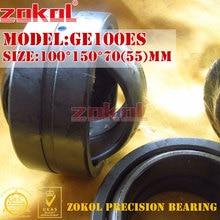 Zokol подшипник GE100ES Радиальные сферические подшипник 100*150*70 (55) мм