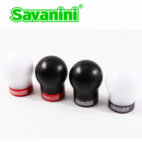 Savanini High-quality Car Aluminum alloy Gear Shift Knob with UPE For Ford Focus ST/RS Fiesta ST MT. Fashion style!
