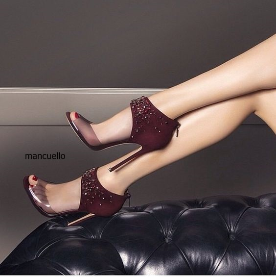 New Arrival Glittering Crystal Stiletto Heel Dress Sandals Chic Peep Toe Back Zip Transparent Sandal Booties Women Shoes HotSell zip back fit and flared plaid dress
