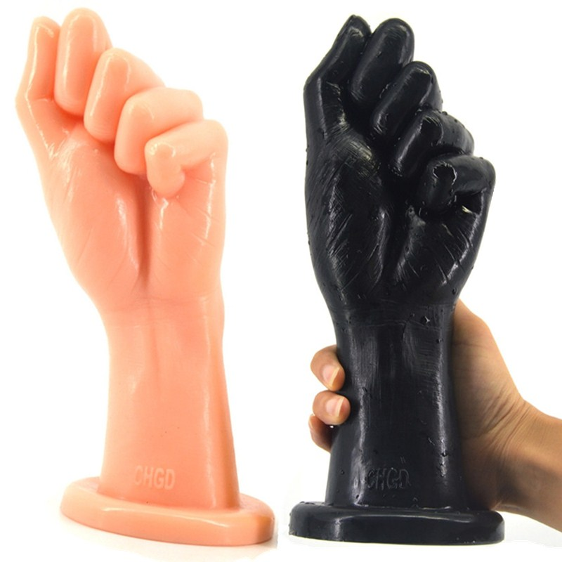 1 PC adult fist sex huge realistic hand anal plug suction cup large Butt Plug Anal Sex Toys for Men Erotic Adult Sex Toys H8-2-6 faak realistic double dildos anal toys huge thick penis big dick unisex butt plug gay lesbian flirting erotic adult sex products