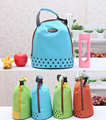 Thermal Insulated Cooler Lunch Bag for Kids Girls School Lunch Box Carry Tote Bag Picnic Water Bottle Bag Cotton Bolsa Termica