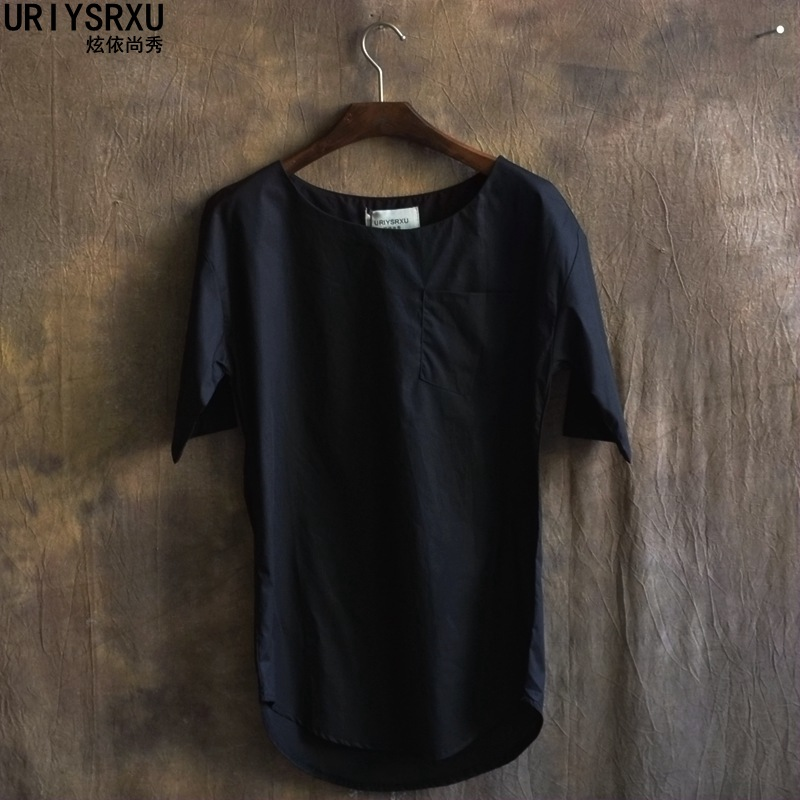 The Boy Personality Fashion Short Sleeve T Shirt Men Clothing of ... 449a354600ab