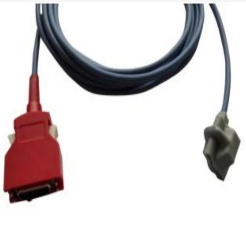 цена на Fress Shipping Compatible For Masimo 20Pin 2053 RED DCI-DC3 Pediatric Silicone Spo2 Sensor Spo2 Probe Pulse Oximeter Probe TPU3m