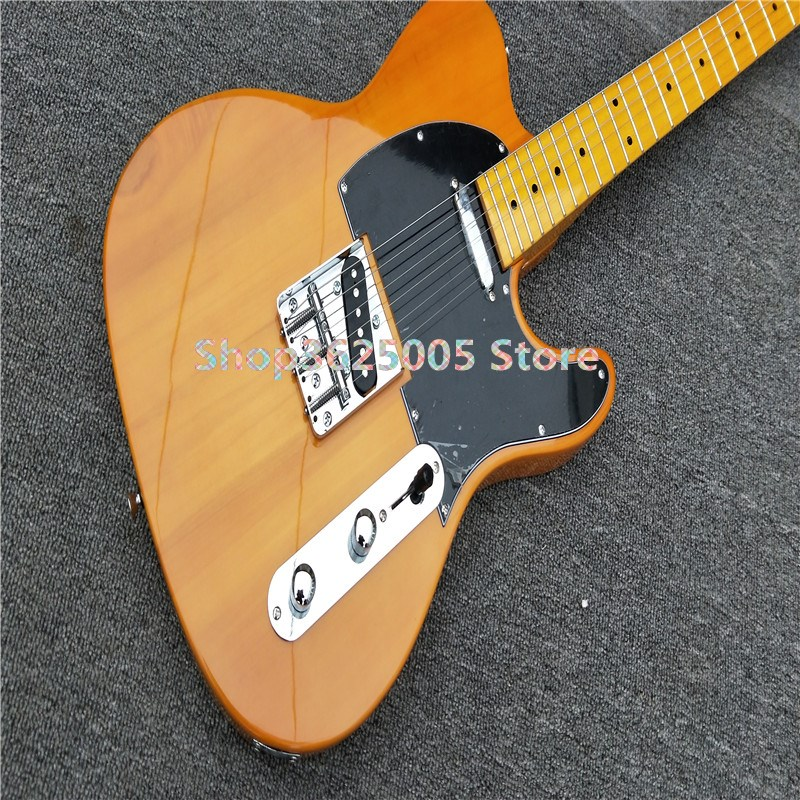 New arrival custom shop KPOLE 20th Anniversary relic Nocaster electric guitar,Natural maple TL guitar,Free shipping gisten new style high quality custom relic st electric guitar rosewood fingerboard relic electric guitar free shipping page 6
