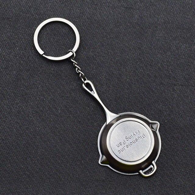 PUBG Pan Pendent Car Key Rings