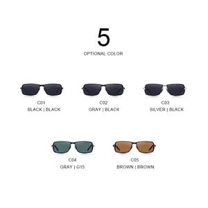 Image 5 - MERRYS DESIGN Classic Men HD Polarized Sunglasses For Men Driving CR39 Lenses UV400 Protection S8722