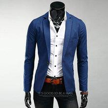 Terno Masculino Herbst Neue Männer Casual Slim Fit Blazer Anzüge Jacke Mode-stil Herren Business Einreiher Blazer Masculino