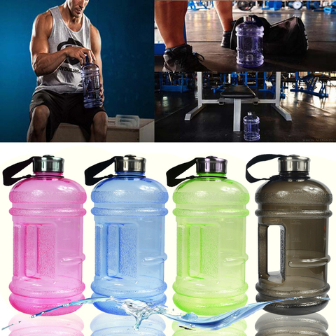 WALFOS 2.2L Big Large Capacity Water Bottles Outdoor Sports Fitness Training Camping Running Workout Water Bottle Drinkware Lahore