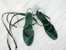 Бесплатная доставка пользовательские дешевые сейлор нептун обувь из сейлор мун косплей рождество