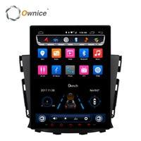 Ownice C600 Android 6,0 Octa Core радио автомобиль для Changan CS35 2017 DVD GPS Navi аудио плеер 2 г + 32 г поддержка DVR DAB + Car Play 4 г