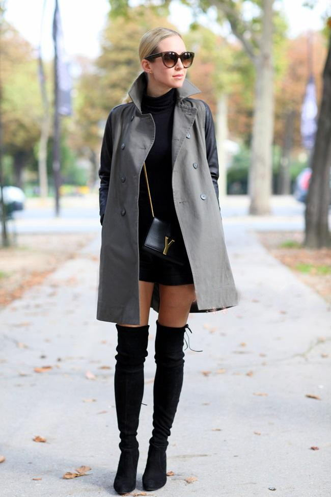 Aliexpress.com : Buy Newest designer Thigh High Knee Boots Over ...