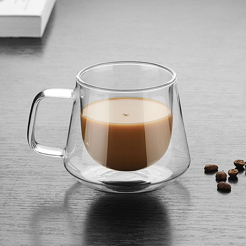 Drinkware Mugs Learned 400ml Auto Automatic Mixing Stainless Steel Magnetic Coffee Milk Cup Double Insulated Electric Smart Mugs Mixing Bottle Fg