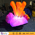 Free shipping Party Decoration Colorful toy Inflatable LED Lighting Seaweed