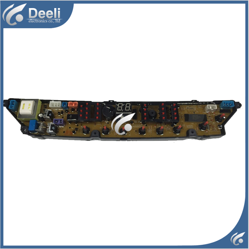 Подробнее о 99% new good working for washing machine Computer board XQB60-775G motherboard 99% new good working for washing machine computer board xqb55 128 motherboard