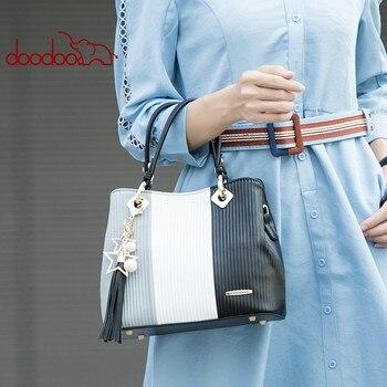 DOODOO Tote Handbag 1