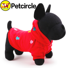 petcircle new arrivals pet dog cat clothes bear winter dog coats for small and large dog pet clothing for winter cute dog hoodie